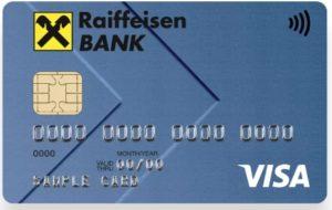 райфайзен банк кредитная карта
